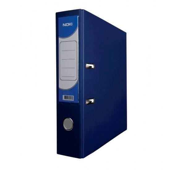 Biblioraft Noki, 75 mm, albastru inchis