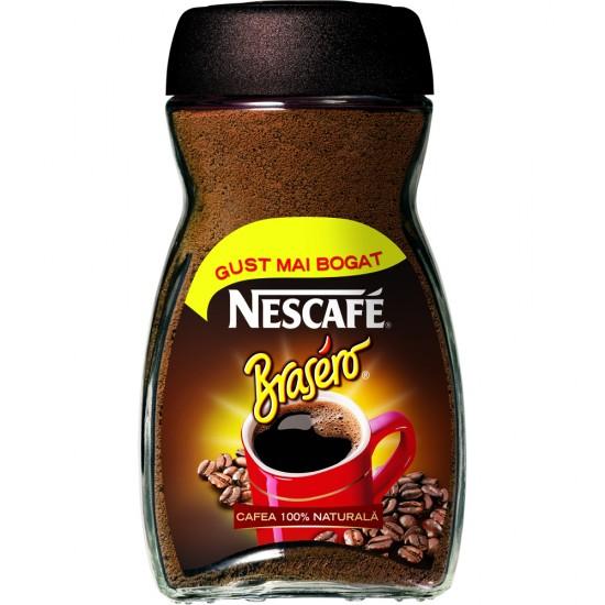 Cafea instant Nescafe Brasero clasic, 100 g