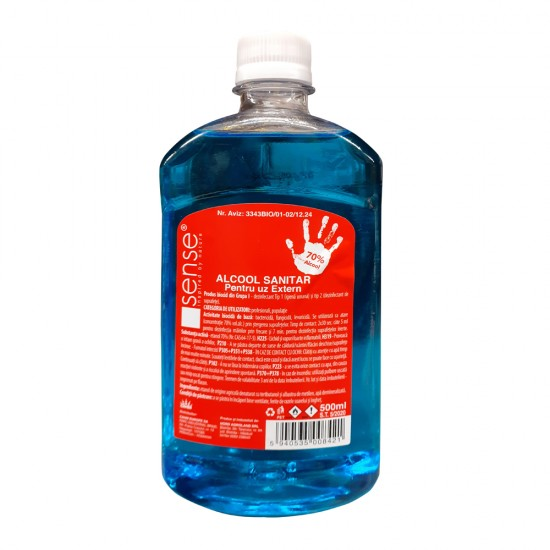 Alcool sanitar, 500 ml