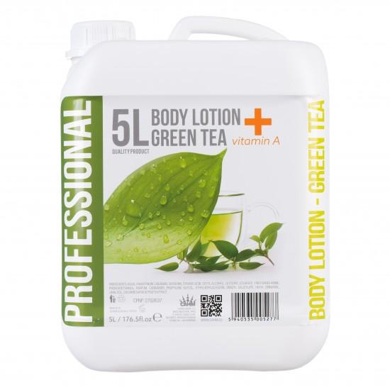 Crema De Corp 5L -Green Tea + Vitamina A