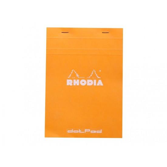 Blocnotes capsat A5 dotPad Rhodia