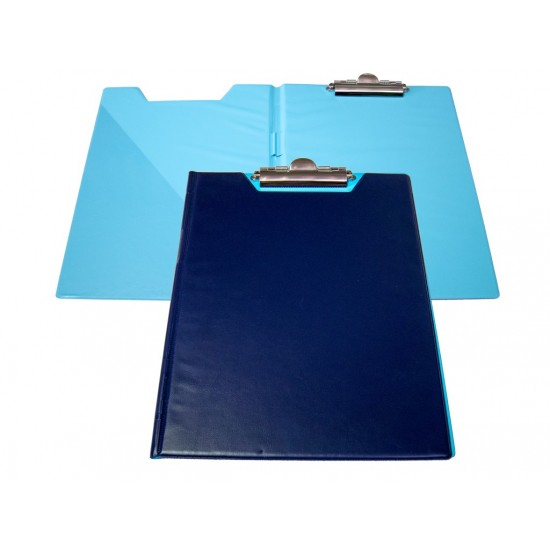 Clipboard dublu bicolor