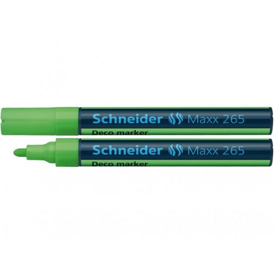 Deco Marker Schneider Maxx 265