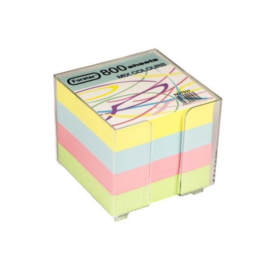 Cub din hârtie color
