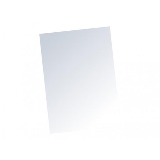 Copertă din plastic transparent subțire
