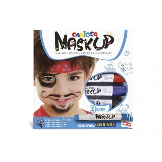 Carioca Mask-Up Carnival