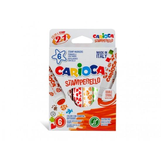 Carioca Stamperello 6/set