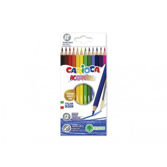 Creioane color Acquarell 12/set