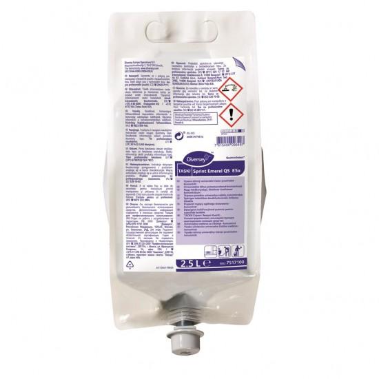 Detergent universal TASKI Sprint Emerel QS , Diversey, 2.5L