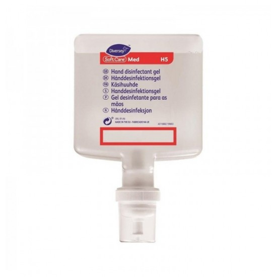 Dezinfectant maini Soft Care Med, Diversey, 1.3 L