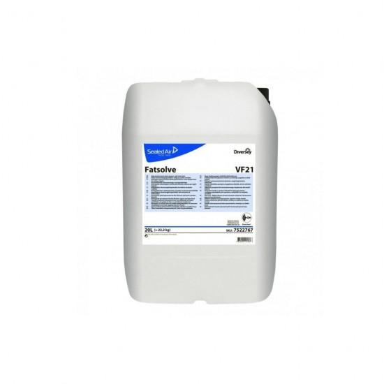 Detergent degresant spumant FATSOLVE, Diversey, 20L