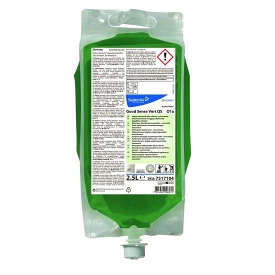Detergent odorizant Good Sense Vert QS , Diversey, 2.5L