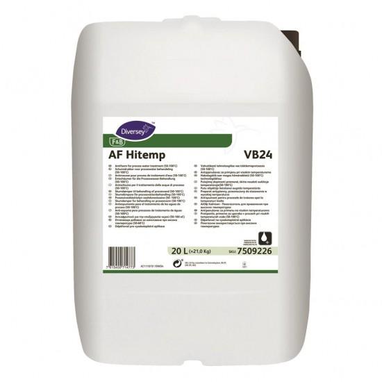Detergent lichid antispumant pentru fructe si legume AF HITEMP, Diversey, 20L
