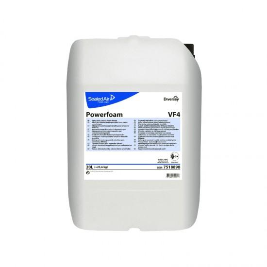 Detergent spumant alcalin POWERFOAM, Diversey, 20L