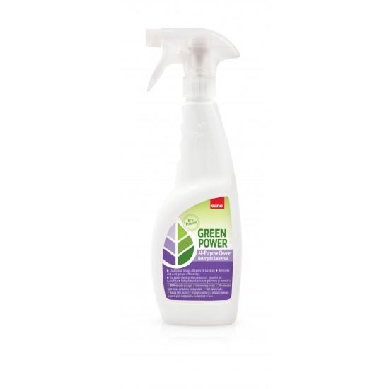 Detergent Sano Green Power Universal, 750ml