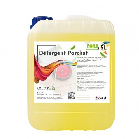Detergent parchet Manual 5L Canistra AQA Choice