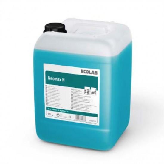 Detergent neutru pentru masini de spalat pardoseli, Ecolab Neomax N, 10l