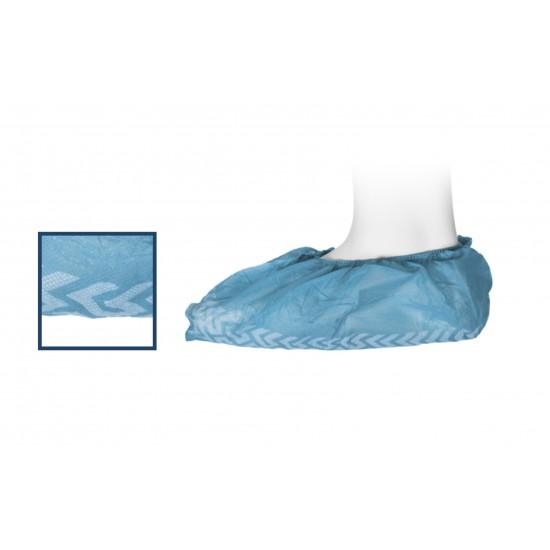 Protectori incaltaminte antialunecare, Blue, 100 buc.