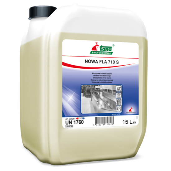 Detergent industrial concentrat curatare ulei, NOWA FLA 710 S, 15L