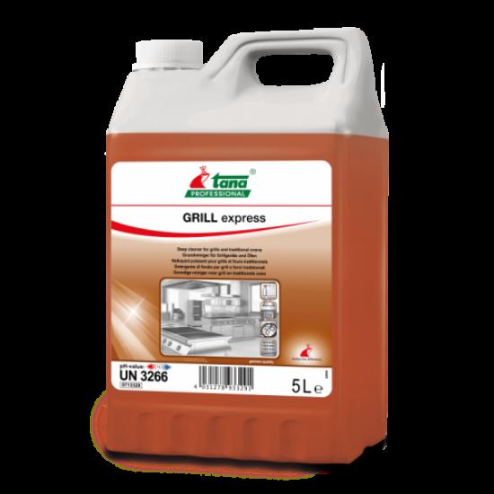 Detergent GRILL Express, pentru hote si aragaze, 5L