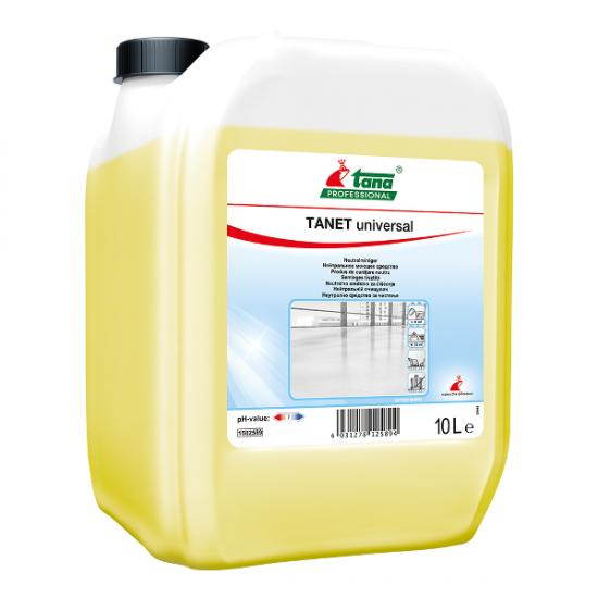 Detergent concentrat vase&suprafete ceramice TANET universal, 10l