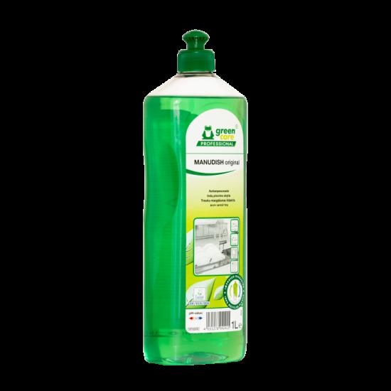 Detergent ecologic pentru vase, MANUDISH original, 1l