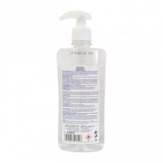 Gel virucid si dezinfectant HYGIENIUM, 500ml
