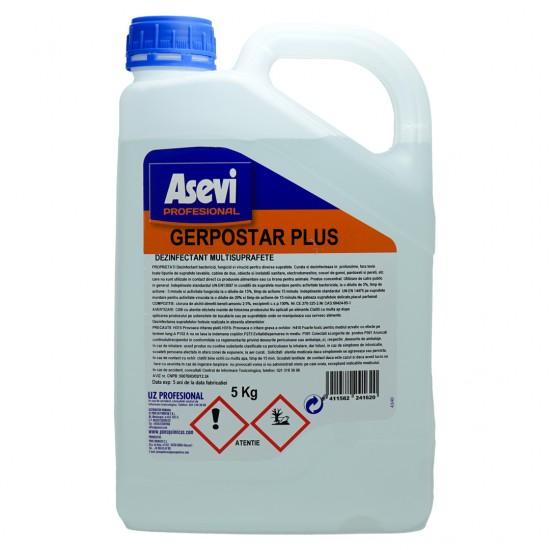 Dezinfectant Virucid Asevi Multisuprafete 5L