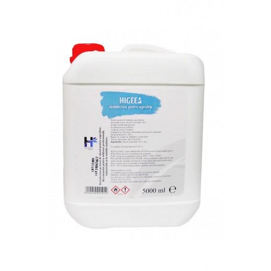 Dezinfectant virucid pentru suprafete Higeea 5L