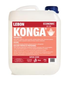 Sapun Lichid 5 L Konga Economic sanito.ro