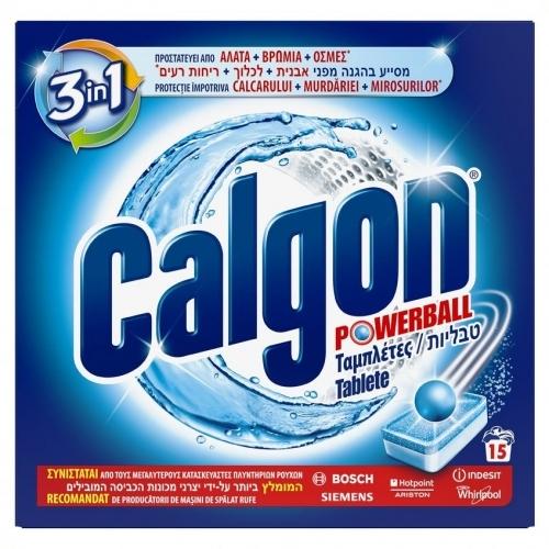 Calgon Automatic 15 Tablete sanito.ro
