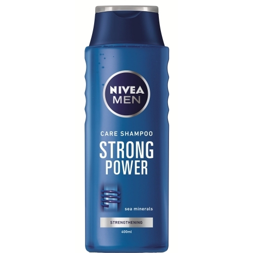 Nivea Sampon Men Strong Power 250 Ml 2021 sanito.ro