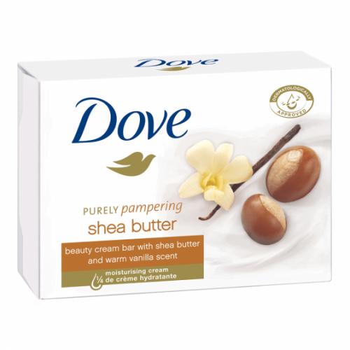 Sapun Dove Shea Butter 100 Gr sanito.ro