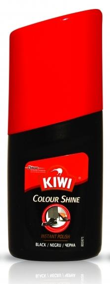 Kiwi Colour Shine Vopsea Lichida Negru 50 Ml sanito.ro