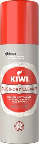 Kiwi Quick Dry Spuma Curatare 200 Ml sanito.ro