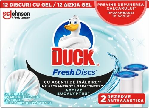 Duck Fresh Discs Twin Rez.Eucalypt sanito.ro