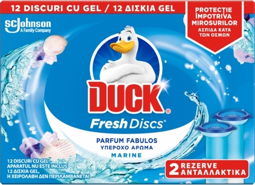 Duck Fresh Discs Twin Rez.Marine 2021 sanito.ro