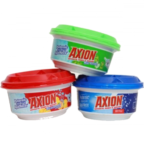 Axion Detergent-Pasta Pentru Vase 225 Ml 2021 sanito.ro
