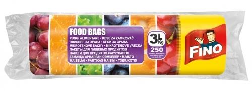 Fino Pungi Alimentare 3 L 250 Buc sanito.ro