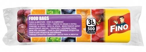 Fino Pungi Alimentare 3 L 500 Buc sanito.ro