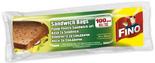 Fino Pungi Sandwich 18x28cm sanito.ro