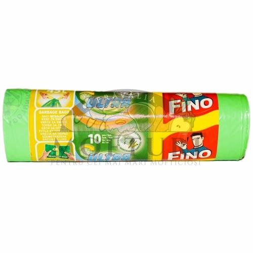 Fino Pungi Gunoi Aromatic Mix 45 L 10 Buc 2021 sanito.ro