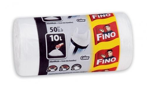 Fino Saci Gunoi Hd 10 L Colorati sanito.ro