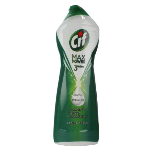 Cif Crema Max Power 3action Spring Fresh 1000gr sanito.ro