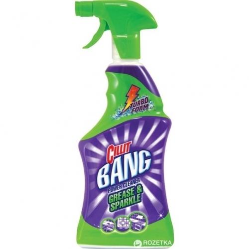 Cillit Bang Spray Pentru Indeartarea Murdariei Si Grasimii 750 Ml sanito.ro