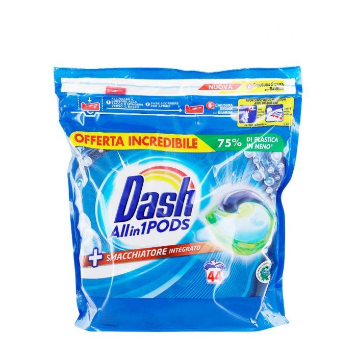 Dash Smacchiatore ( Pentru Pete Dificile) Detergent De Rufe Capsule 44 Buc/Set sanito.ro