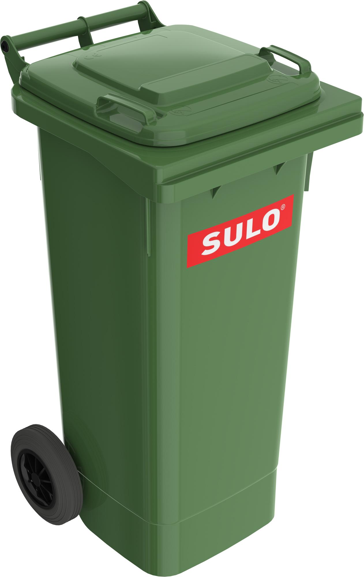 Europubela Din Material Plastic 80l Culoare Verde Mevatec - Transport Inclus 2021 sanito.ro