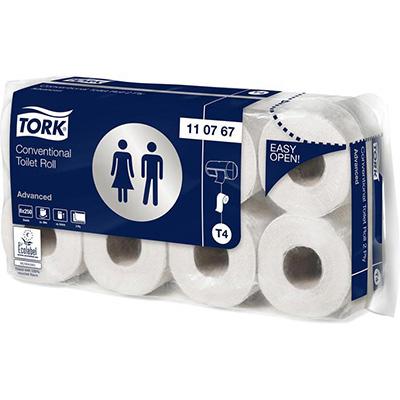 Hartie Igienica Rola Mica Tork Advanced 2 Str 30m 8 Role/Pachet sanito.ro
