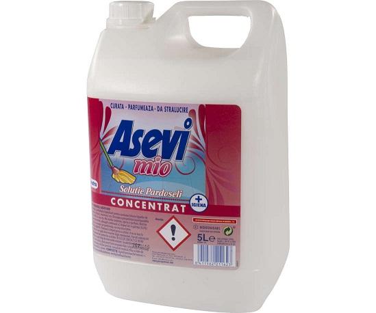 Detergent Concentrat Manual Pardoseli 5l Asevi Mio sanito.ro