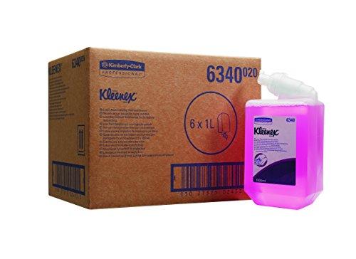 Sapun Spuma De Lux 1 L Roz Kimberly-Clark sanito.ro